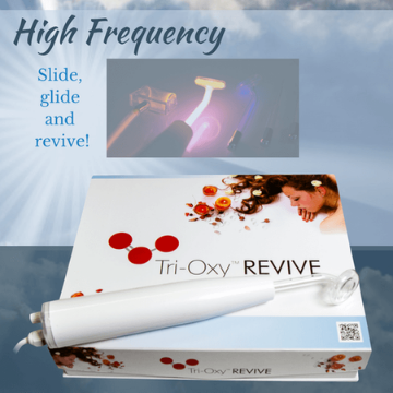 Tri-Oxy Revive High Frequency Electrodes