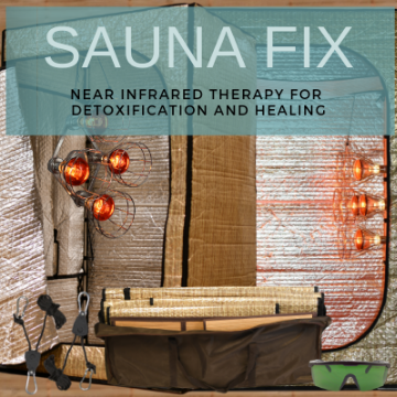 Sauna Fix Near Infrared Saunas and Sauna Tents